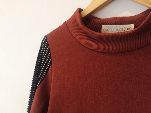 Eve Gravel Meteor Shirt