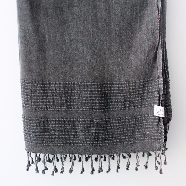 Plaj Malcolm Stone Washed Towel