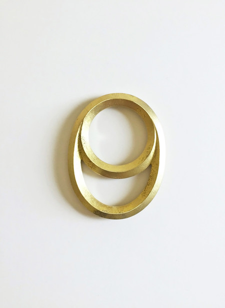 Oji Masanori Eclipse Brass Bottle Opener