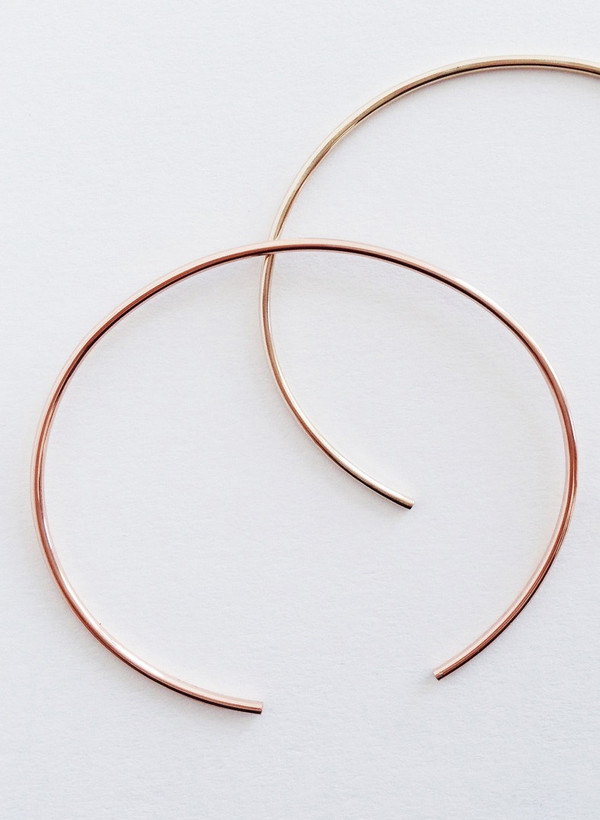The Things We Keep Rose Gold Roke Cuff