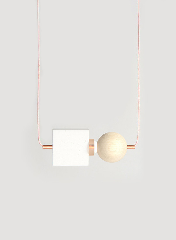 Totem 002 Necklace