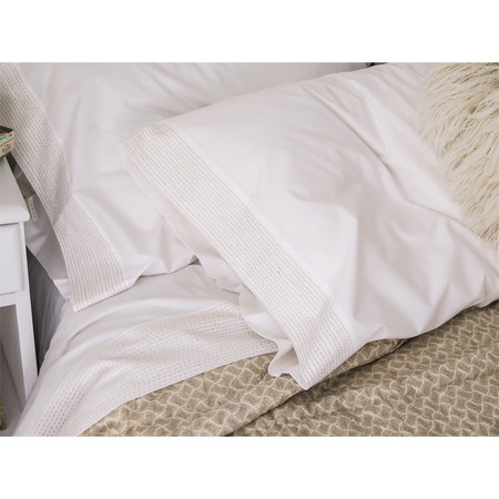 Erica Tanov embroidered sheet set