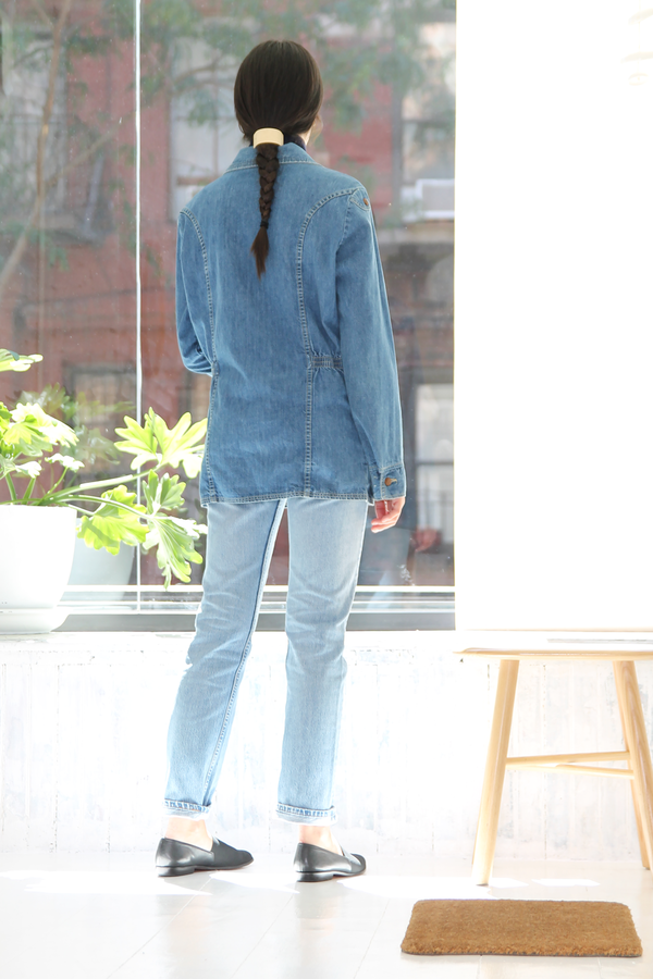DUO NYC Vintage Denim Jacket