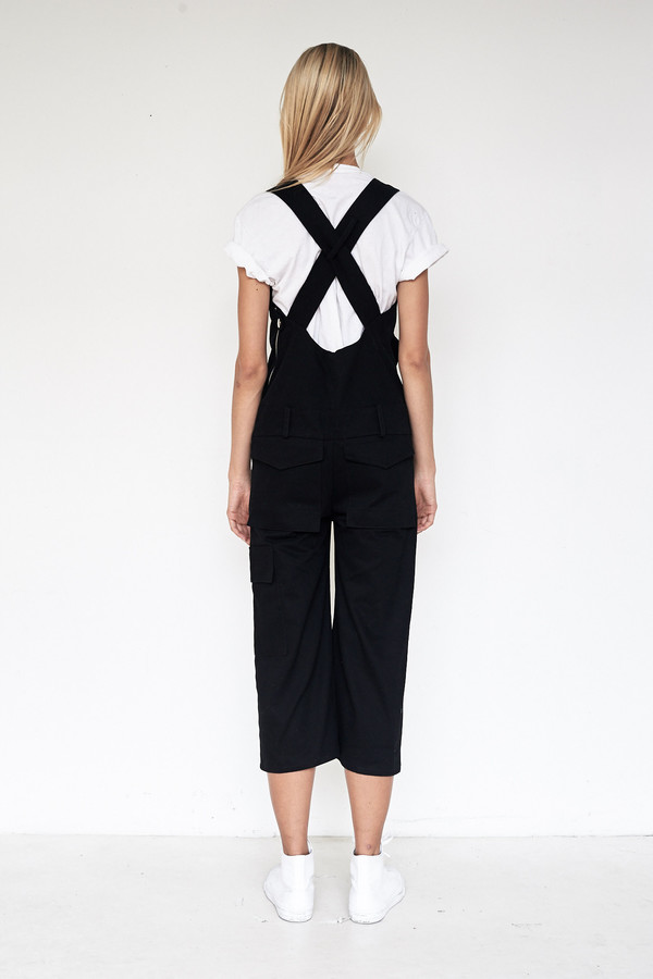 Sandy Liang Cotton Reed Jumpsuit