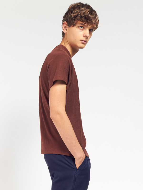 Men's Fanmail Boxy Tee Andora Red