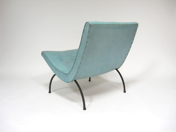 "Milo Baughman ""Scoop"" Chair"