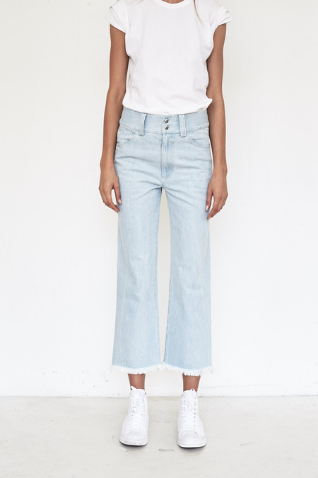 Sandy Liang Denim Julian Pant