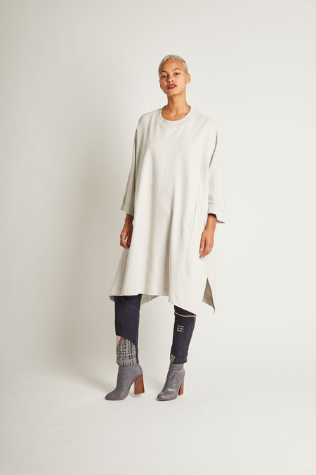 Kowtow Place To Be Cape in Ivory