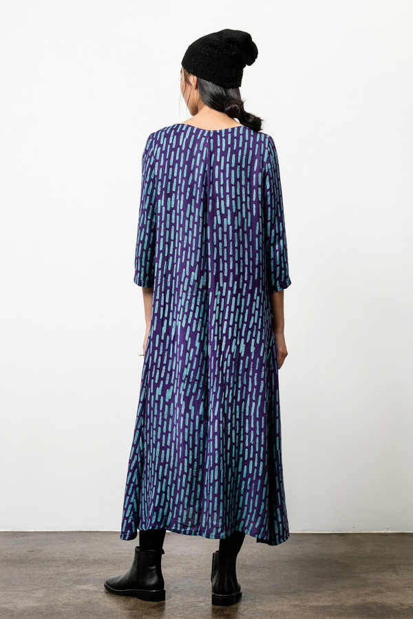 Osei-Duro Nima Dress in Esmeralda