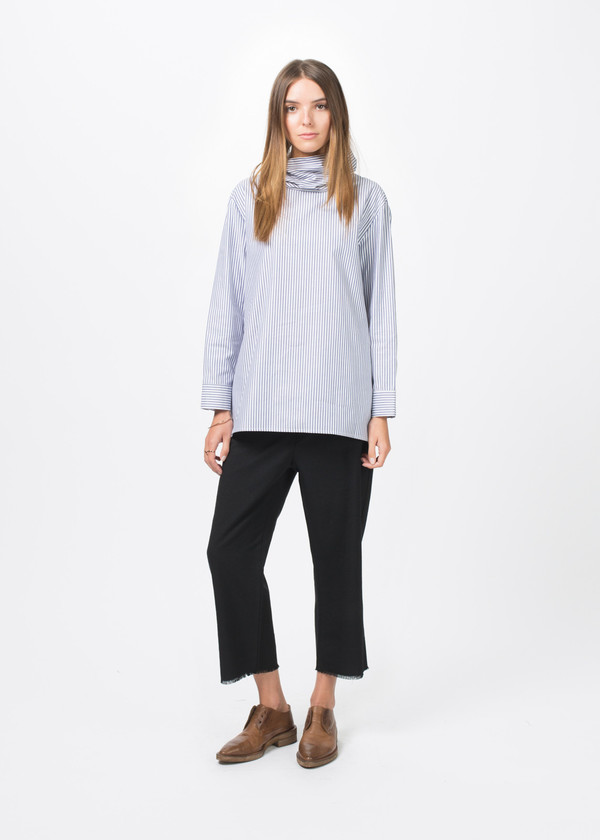 Sibel Saral Luxor Turtleneck Top