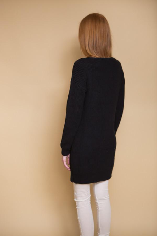 Callahan Crewneck Dress / Black