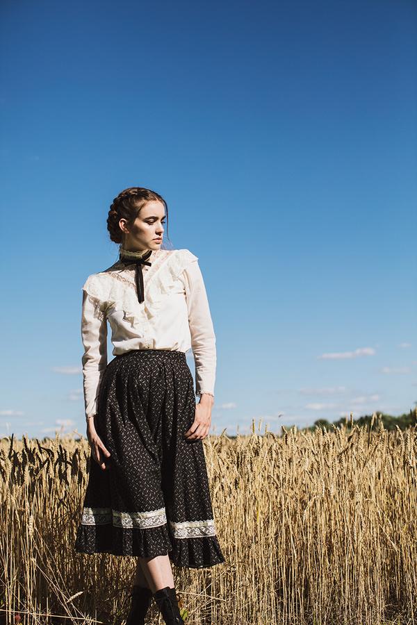 Blacksheep Vintage Gunne Sax Rosemary Skirt