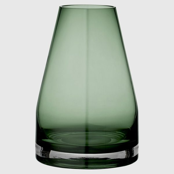 AYTM Green Glass Vase