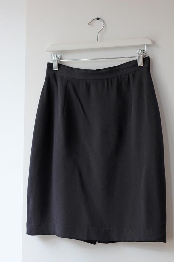 Hey Jude Brushed Silk Skirt