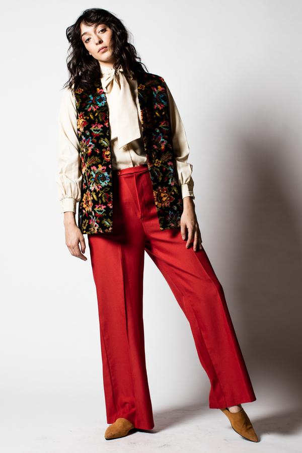 Blacksheep Vintage Aladdin Janis Vest