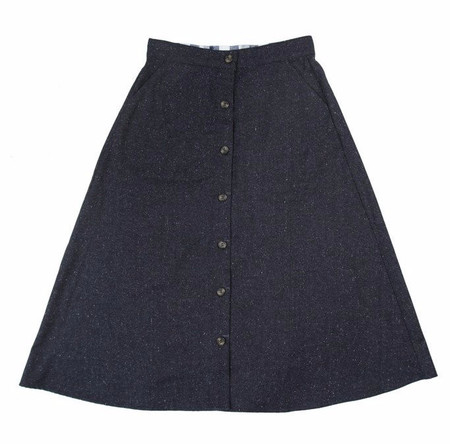 Bridge & Burn Madrone Skirt / Donegal Slate
