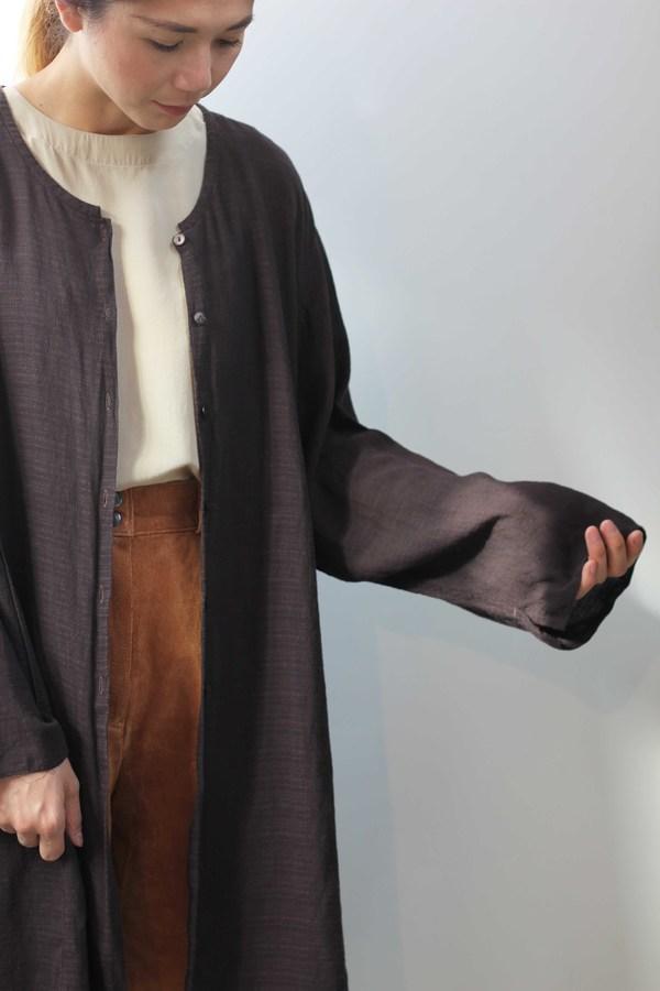 Hey Jude Vintage Gauzy Linen Tunic