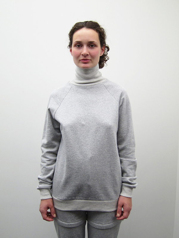 Baserange Doha Turtleneck Sweatshirt