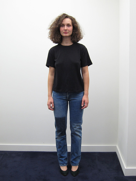Simon Miller Canton T-Shirt, Black