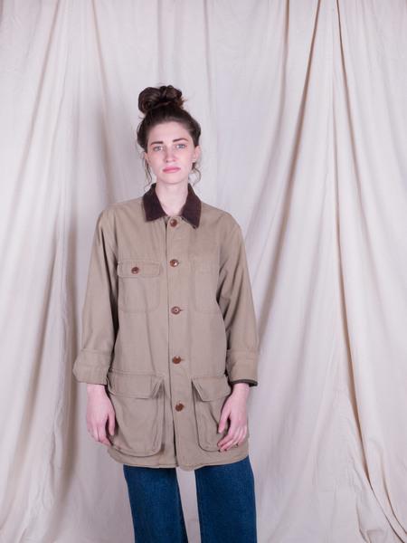 Shop Boswell Vintage J.Crew Barn Jacket
