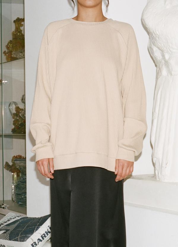 Baserange Jounich Sweatshirt – Rib