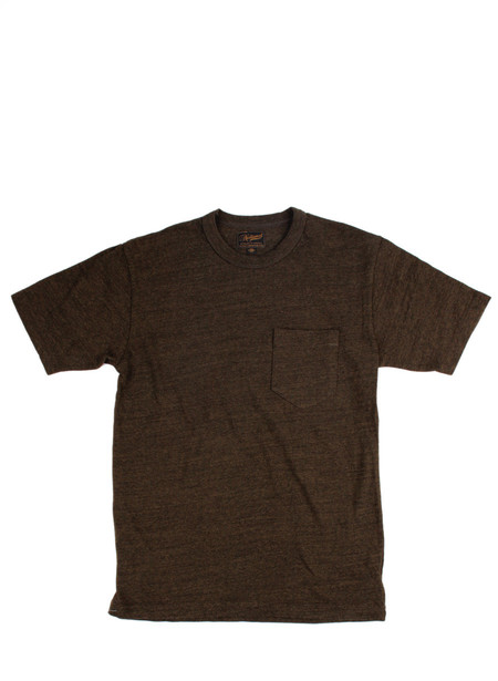 Men's National Athletic Goods Pocket Tee Olive