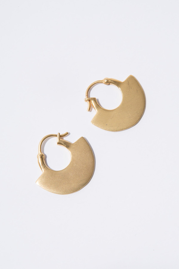 A Peace Treaty Moora Earrings