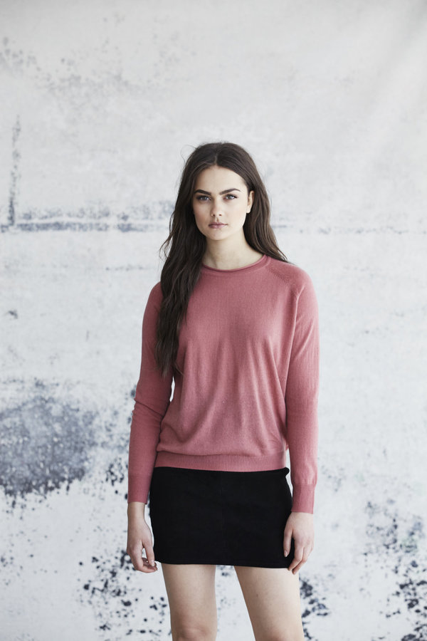 Callahan Rolled Collar Sweater
