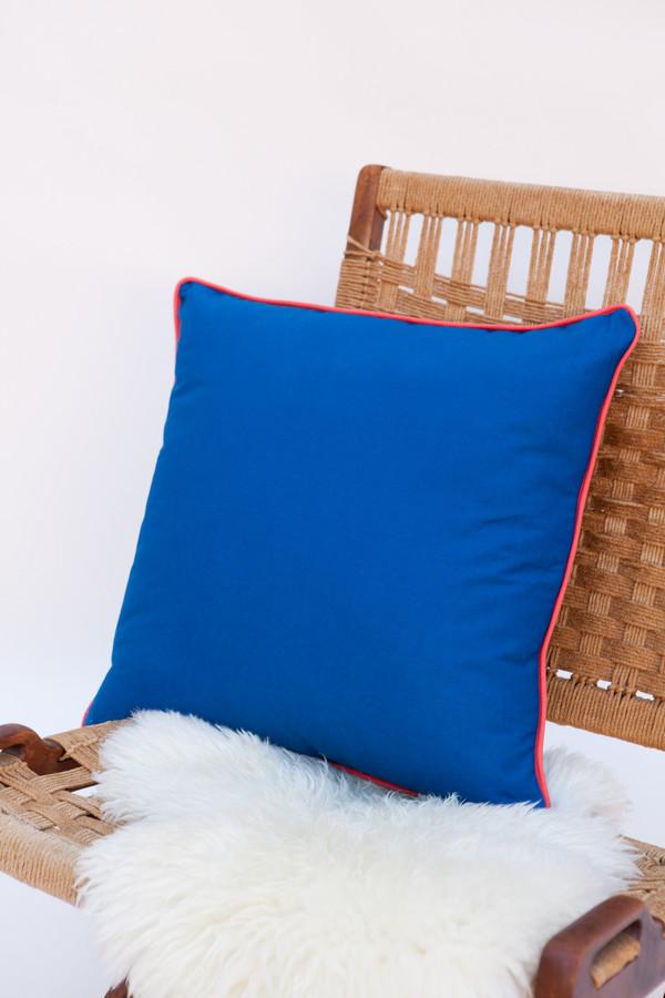 Lykke Wullf x Farron: Square Linen Pillow