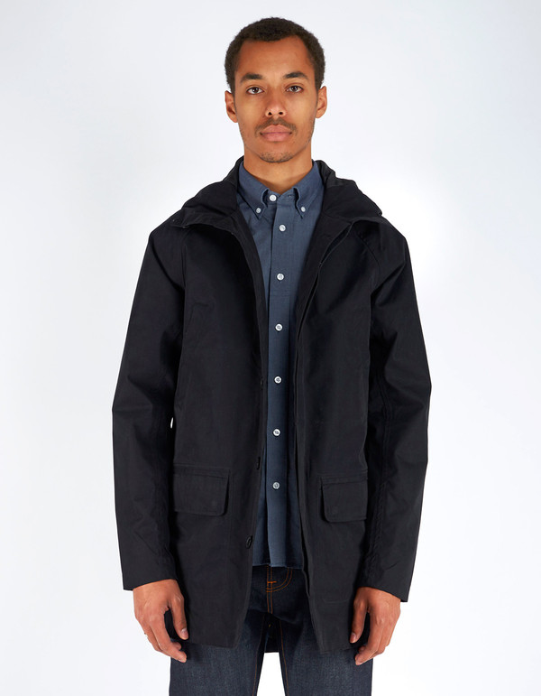 Men's Baro Brockton Jacket Black