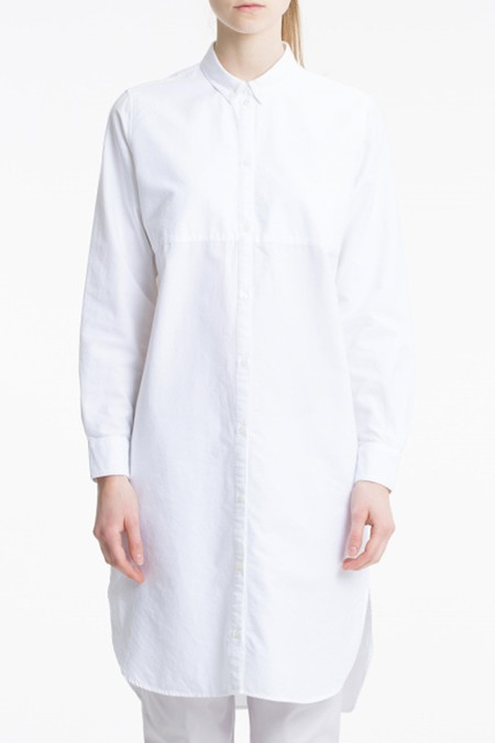 Norse Projects Martina Oxford | White