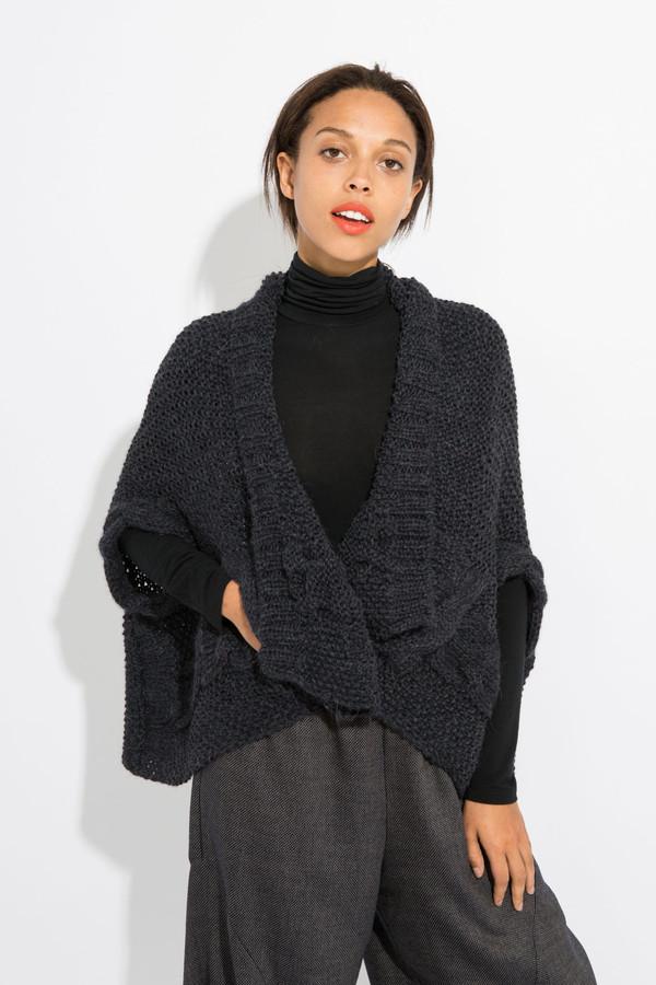 Study NY Handknit Vest