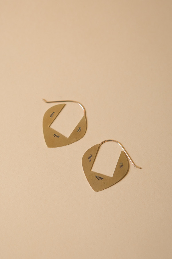 Seaworthy Amante Earring / Small