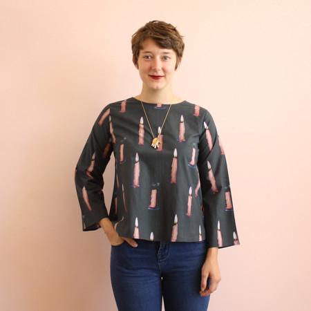 Samantha Pleet Come Hither Shirt