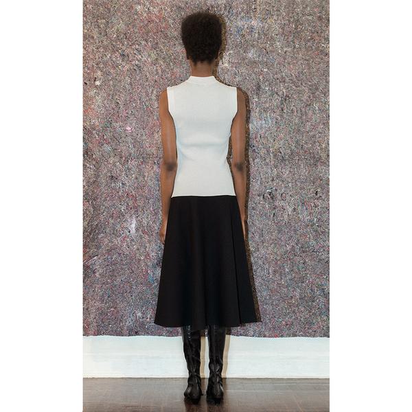Pari Desai Leila Sweater Shell - White