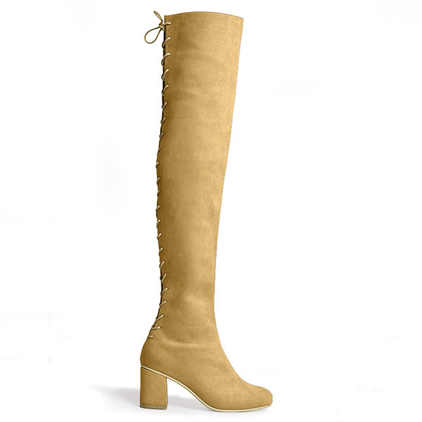 Rafa Stick Boot – Sahara