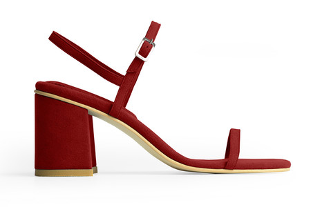 Rafa The Simple Sandal – Ruby