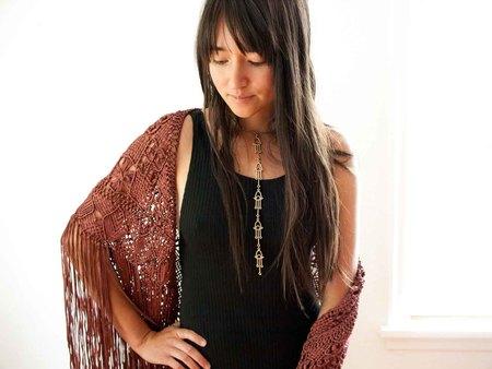 Laurel Hill Jewelry Ananke Penta Collar