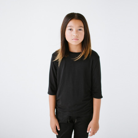 Age To Come Apparel YOM REVERSIBLE ¾ SLEEVE TEE