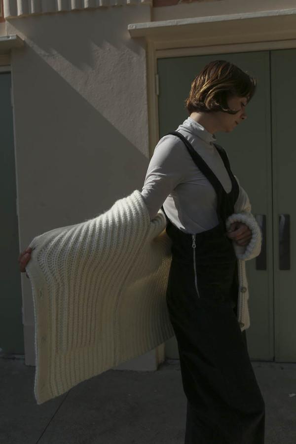 Delfina Balda Zeze Jumpsuit in Black Cord