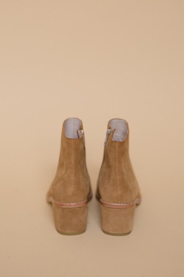 Sol Sana Miles Boot / Cognac Suede