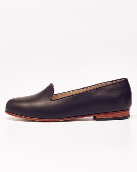 Nisolo Smoking Shoe Noir 5 for 5