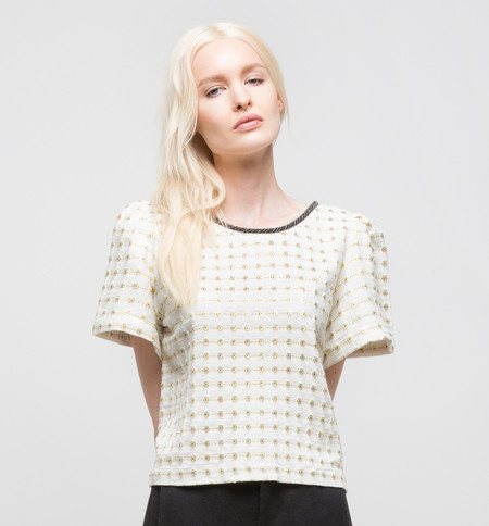 Ace & Jig Louisa Top Afterglow