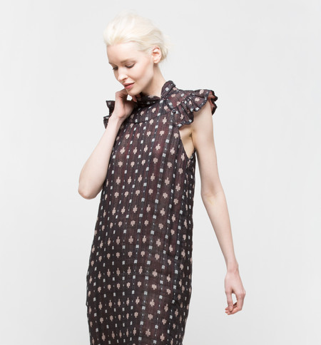 Ace & Jig Wythe Dress Anisette