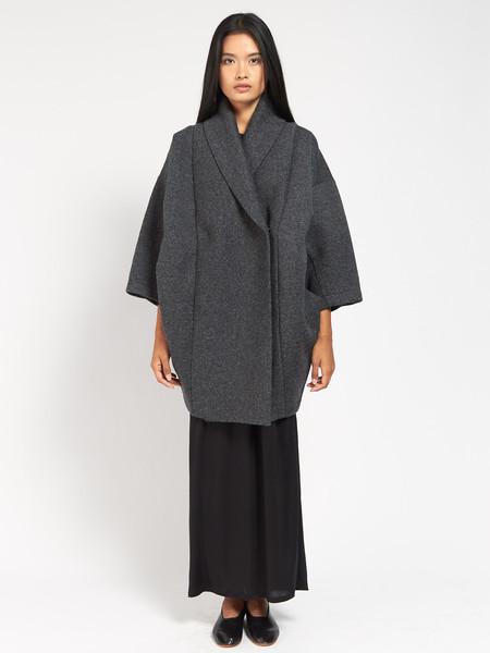 Reality Studio Xiong Coat Anthracite