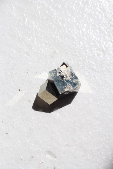 Place 8 Healing Cubic Pyrite
