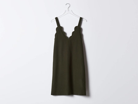 Yune Ho Amelia A Line Dress