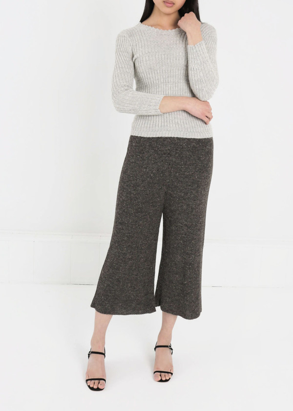 Kordal Dark Grey Isabel Pant
