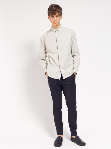 Men's Schnayderman Leisure Poplin Shirt