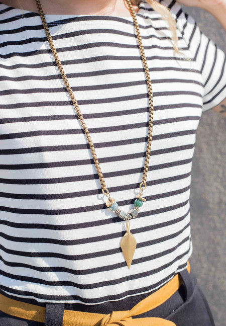Emily Valentine Frances Necklace